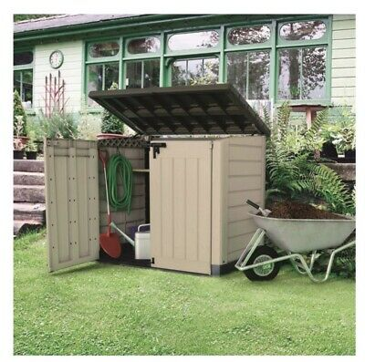 £189.90 • Buy Keter Store-it-out Max 5 X 4ft 1200L Garden Storage Shed - 2 Years Warranty