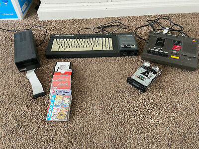 £399.99 • Buy Amstrad CPC 6128 With Zax Drive, External Drive, Datacassette Player+Games