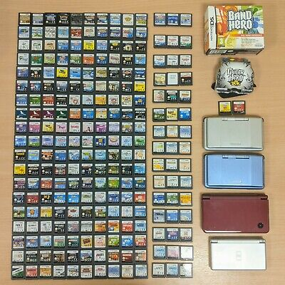 £2.50 • Buy Nintendo DS Game Cartridges & Bundles Pick Your Own! **Fast Postage**