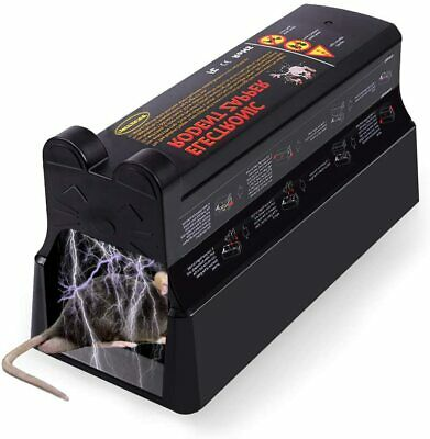 £20.99 • Buy Electronic Mouse Trap Mice Rat Killer Pest Victor Control Electric Zapper Rodent