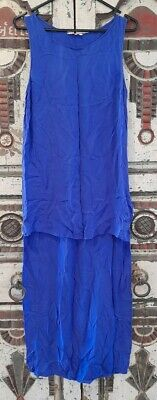 AU59 • Buy Sass And Bide Size 10 Or 12 Silk Dress Or Top