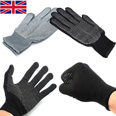 £1.99 • Buy 2pcs Heat Proof Resistant Protective Gloves For Hair Styling Tool Straightener