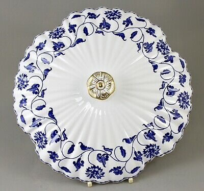 £35 • Buy Spode China Blue Colonel R6235 Vegetable Tureen Dish Lid Cover Only Perfect!