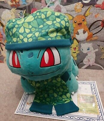 $101.20 • Buy Build A Bear Pokemon Bulbasaur Online Exclusive Bundle With Sounds And Card BNWT