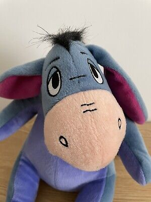 £6 • Buy Eeyore 11  Winnie The Pooh Disney Soft Toy With Detachable Tail BNWOT