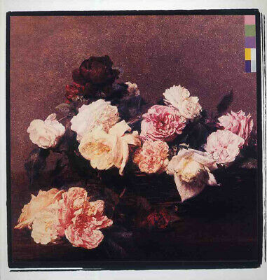 £6.99 • Buy New Order Power Corruption And Lies Lp Album Front Cover Poster Page