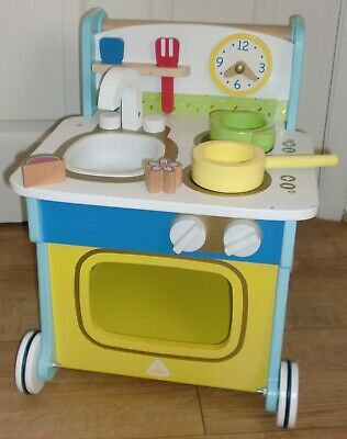 £25 • Buy ELC Wooden Activity Kitchen For Babies & Toddlers
