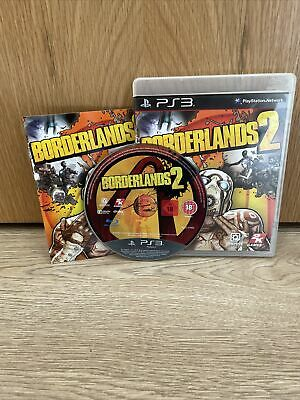 £3.95 • Buy Sony PlayStation 3 PS3 PAL Game - Borderlands 2 - Complete With Manual