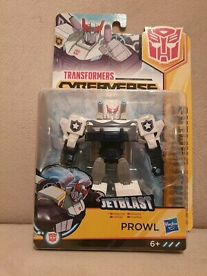 £16 • Buy Transformers Cyberverse Action Attacker Warrior Class Prowl