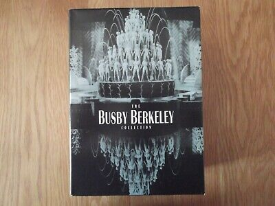 £39.95 • Buy The Busby Berkeley Collection 6 Dvd Box Set Excellent Condition Some New R1