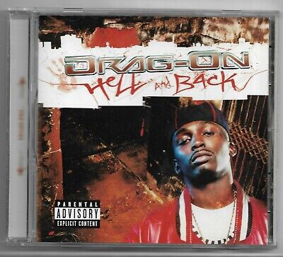 £7.26 • Buy Drag-On - Hell And Back * 2004 * Jadakiss * Swizz Beatz * Styles P *Out Of Print