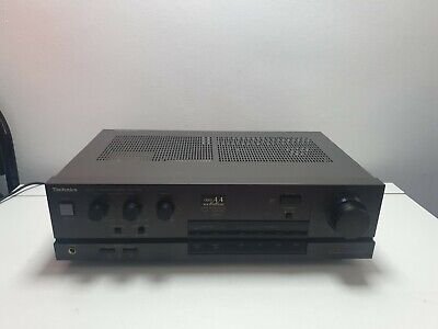 £105 • Buy TECHNICS SU-V450 Integrated Amplifier Separate Class AA. VC-4 Amplifier System