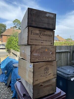 £8 • Buy Old French Wine Boxes ( Price For One Box Only!)