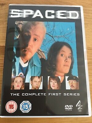 £2.50 • Buy DVD - Spaced - The Complete First Series - Simon Pegg & Jessica Stevenson
