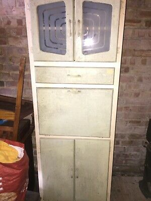 £100 • Buy Retro Kitchen Cabinet 1950/60's Freestanding Vintage(Look At All Pictures)