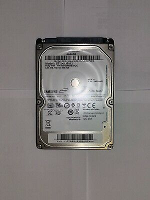 £8.99 • Buy ⭐Samsung 2.5  500GB SATA Hard Drive FORMATTED & WORKING ST500LM012⭐