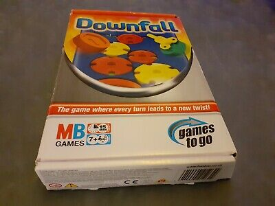 £10 • Buy Travel Downfall By MB Games Games To Go 7+