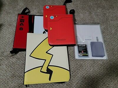 $60 • Buy Pokemon 9 & 4 Pocket Binder Lot With Extra Supplies