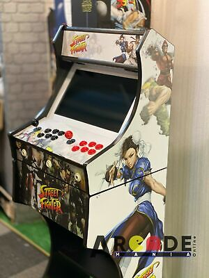 £645 • Buy READY TO GO! Street Fighter Full Size Arcade Machine- 4399 Games