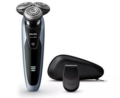 AU367.87 • Buy Philips - Shaver Series 9000 Wet & Dry Electric Shaver With Precision Trimmer S9