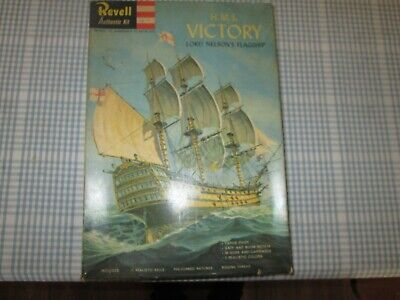 £22.50 • Buy Revell H.m.s Victory Lord Nelson's Flagship -boxed