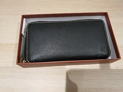 AU65 • Buy OROTON WALLET BLACK LEATHER - NEW IN BOX No Tag