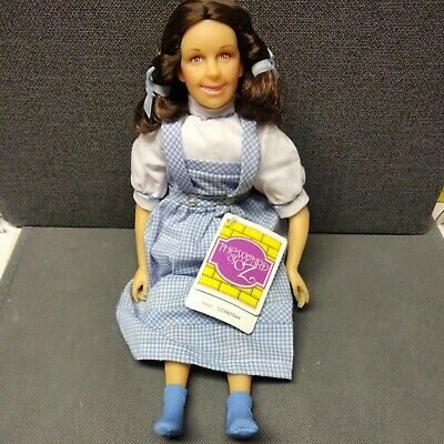 £8.73 • Buy 1987 Presents Hamilton Gifts Wizard Of Oz Dorothy Toy Doll