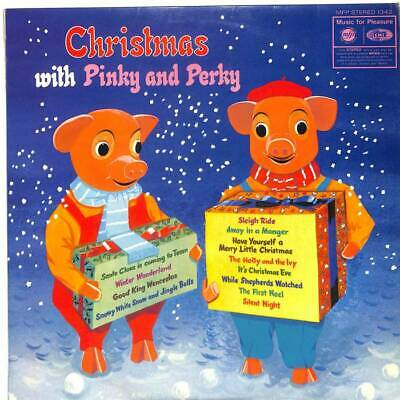 £8.99 • Buy Pinky And Perky - Christmas With Pinky And Perky - LP Vinyl Record