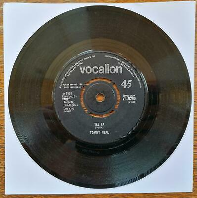 £36 • Buy Vocalion V-L.9290 Tommy Neal, Goin' To A Happening - Northern Soul Single Record