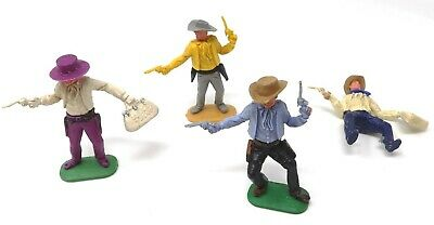 £19.99 • Buy Vintage Timpo Cowboys X 4. First Series.