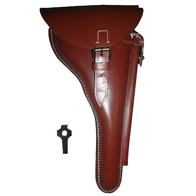 £40.79 • Buy WWII Luger P08 6  Barrel German Holster W/Tool W347