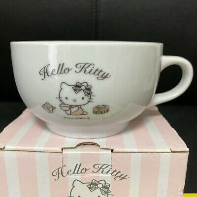 £18.32 • Buy Hello Kitty Mini Soup Cup Mini Bowl Sanrio Original Limited Edition From Japan