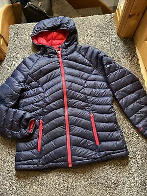 £7.50 • Buy Ladies Down Filled Jacket From Peter Storm Size 14