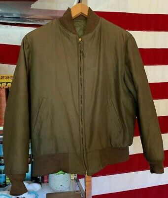 £718.69 • Buy Vintage 40s WWII US Army Military Tanker Combat Winter Lined Field Jacket.