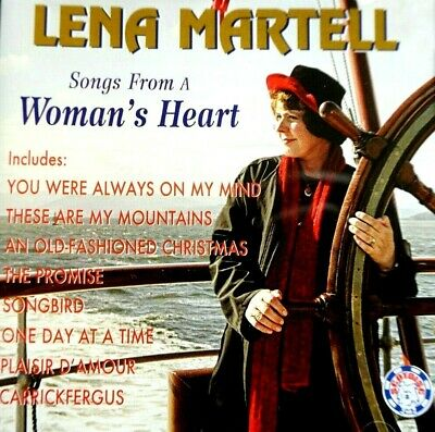 £11.65 • Buy Lena Martell - Songs From A Woman's Heart  -  CD, VG