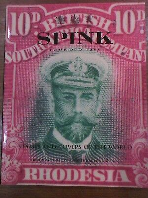 £10 • Buy Spink Auction Catalogue Stamps And Covers Of The World. July 2009