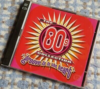 £9.99 • Buy Time Life The 80's Collection - Groove Is In The Heart 2 CD Set