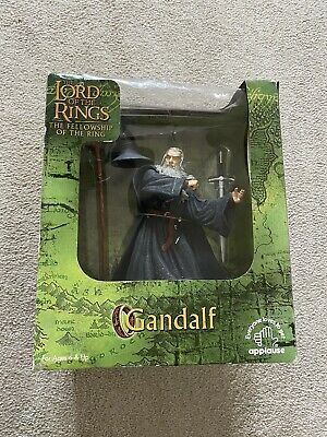£26.99 • Buy 2001 Applause Lord Of The Rings Fellowship Of The Ring Gandalf Action Figure NEW