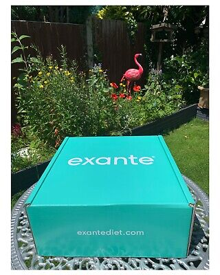 £30 • Buy 19 Exante Mixed Meal Replacement Shakes/meals