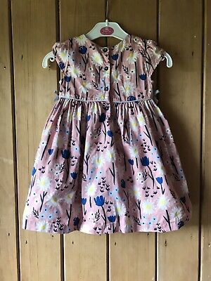 £7.50 • Buy Marks And Spencer 12-18 Months Occasionwear Lined Dress