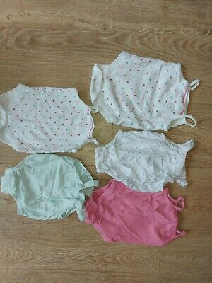 £0.99 • Buy Baby Strappy Vests 3-6 Months