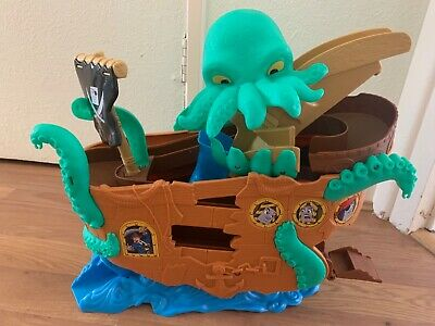 £13 • Buy Fisher Price Thomas And Friends Train Sea Monster Pirate Play Set