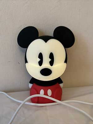 £14.99 • Buy Philips Disney Mickey Mouse USB Charging Silicon Night Light