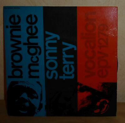 £7 • Buy Sonny Terry & Brownie McGhee: Same Title. UK 4 Trk Ep '60 Vocalion EPV-F 1279