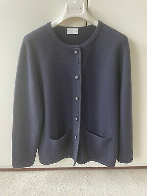 £20 • Buy Cotswold Collections Lambs Wool Cardigan Size L