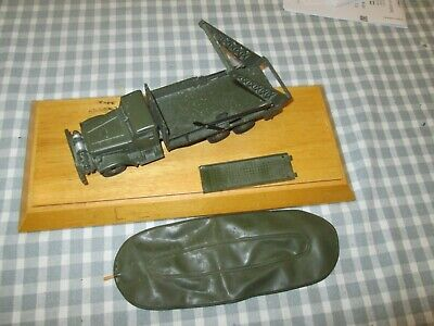 £44 • Buy French Dinky Toys Military No. 884-Camion Brockway 6 Wheel Truck-Spares-Unboxed