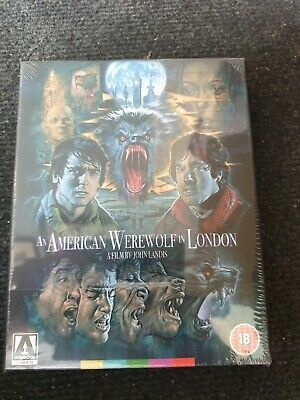 £40 • Buy An American Werewolf In London Arrow Video Blu Ray Limited Edition New Sealed
