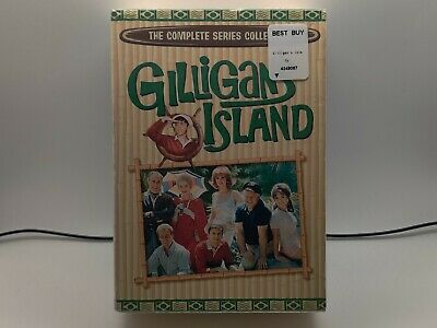 £27.61 • Buy Gilligans Island: The Complete Series Collection (DVD 2011 17-Disc Set) Box Set