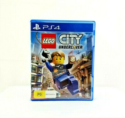 AU35 • Buy Lego City Undercover Ps4  - Used
