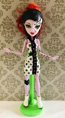 £1.04 • Buy Mattel Monster High Doll Operetta Skultimate Roller Maze Doll Includes Stand